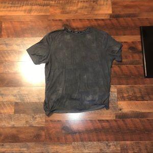 Champion running shirt